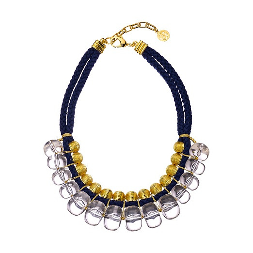 Best Statement Necklaces - Ben-Amun Cord And Bauble Statement Necklace