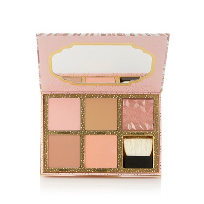 Best Bronzer, Blush, and Highlighter Palettes - Benefit Cosmetics Cheekathon Blush & Bronzer Palette