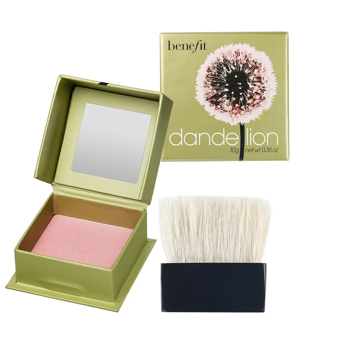 Best Luminizing Powders - Benefit Cosmetics Dandelion