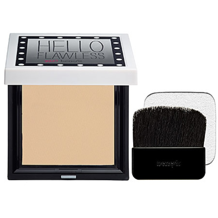 Best Pressed Powder Foundation - Benefit Cosmetics Hello Flawless! Powder Foundation