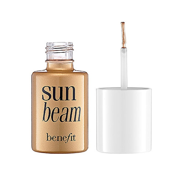 Best Liquid Bronzers - Benefit Cosmetics Sun Beam Golden-Bronze Liquid Highlighter