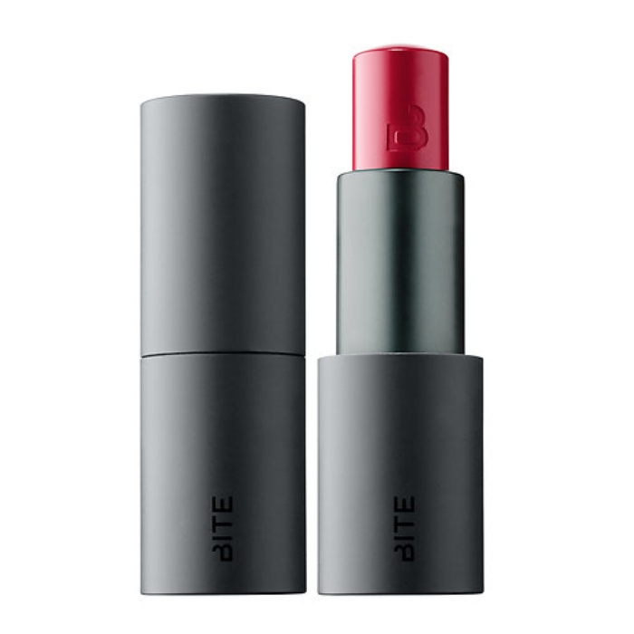 Best Red Lipsticks for Fall - Bite Beauty Multistick in Mochi