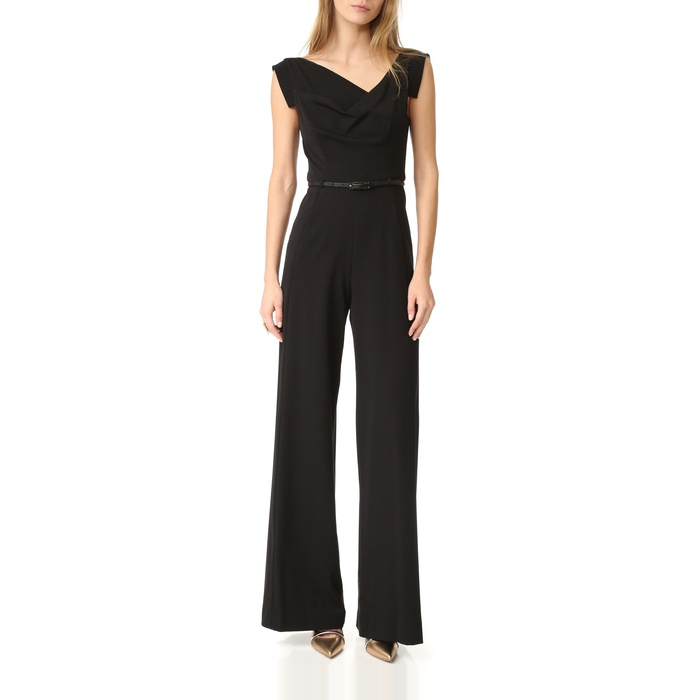 Best Jumpsuits - Black Halo Jackie Jumpsuit