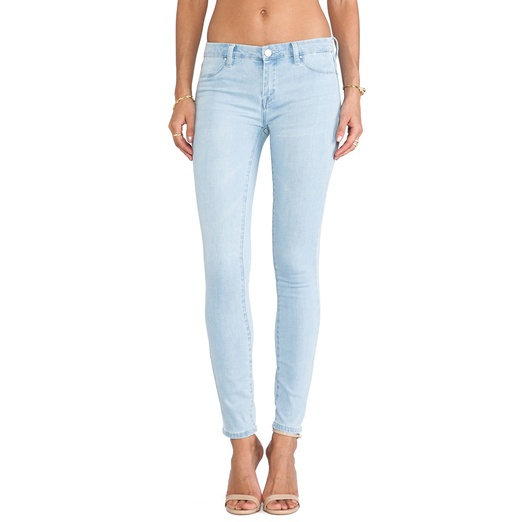 Best Light Wash Skinny Jeans - BLANKNYC Blank Denim Skinny in Web Glow