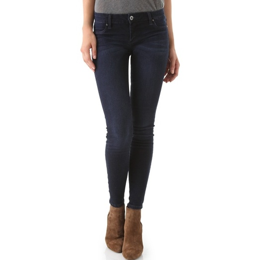 Blank Denim Spray On Skinny Jeans in Fo Sho  Rank &amp Style