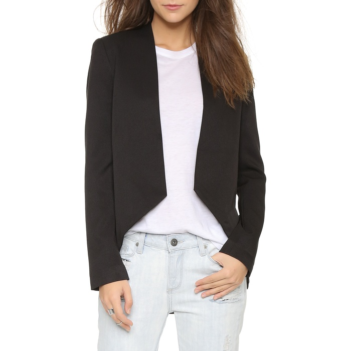 Best Blazers - Blaque Label Noir Blazer