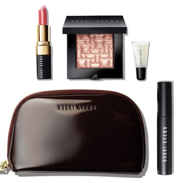 Best Luxury Beauty Gift Sets - Bobbi Brown Bobbi's Party Picks Cheek, Lip & Eye Kit