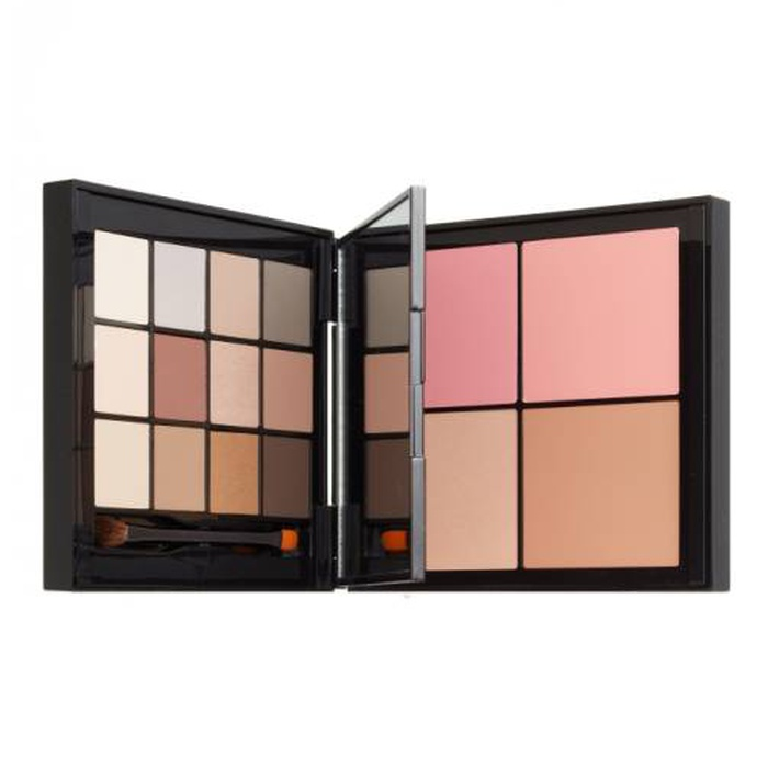 Best Face Palettes - Bobbi Brown Nude Glow Eye And Cheek Palette