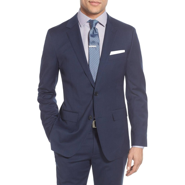 Best Men's Casual Blazers and Sports Coats - Bonobos Trim Fit Stretch Wool Blazer