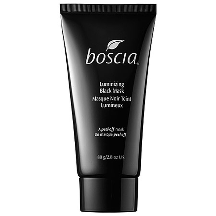 Best Peel-Off Face Masks - Boscia Luminizing Black Mask
