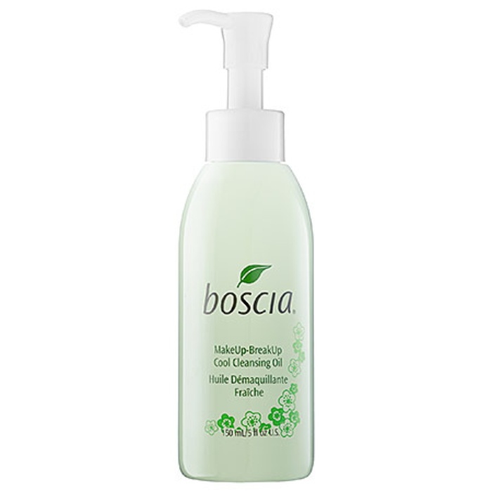 Best Facial Cleansing Oils - Boscia Makeup-Breakup Cool Cleansing Oil
