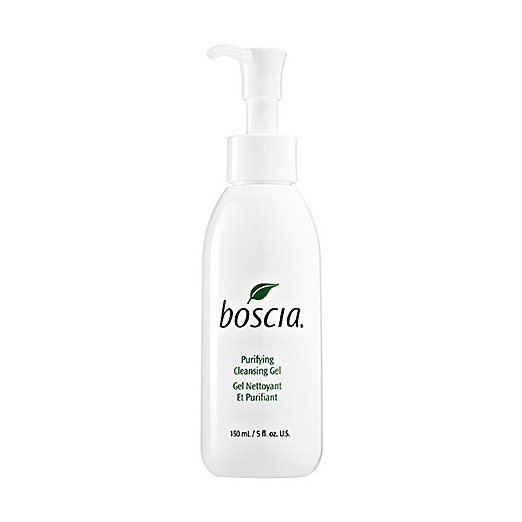 Best Facial Cleansers - Boscia Purifying Cleansing Gel