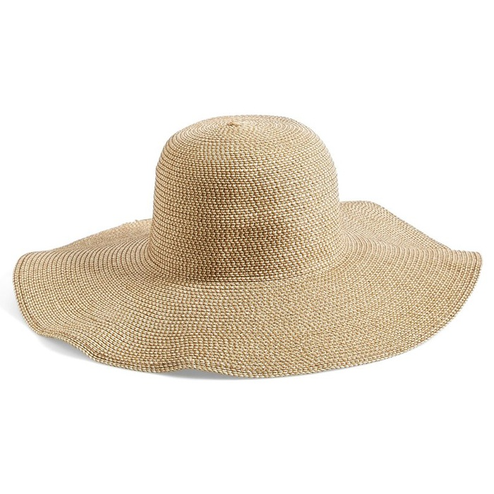 Best Straw Hats - BP Floppy Straw Look Hat