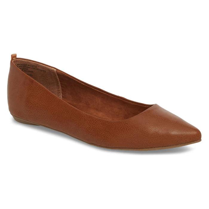 10 Best Pointed Toe Flats   Rank \u0026 Style
