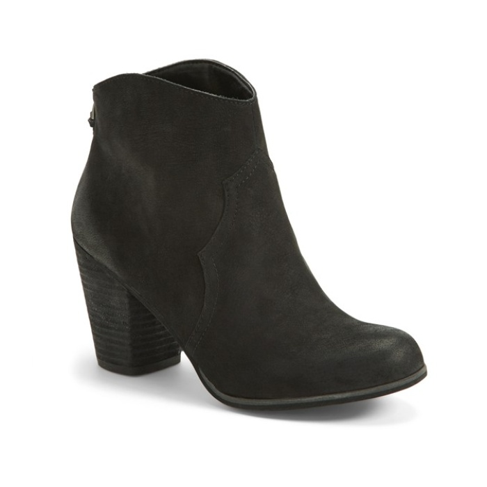 Best Black Ankle Boots Under $200 - BP Trott Bootie