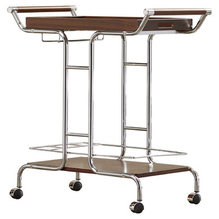 Best Bar Carts Under $200 - Brayden Studio Burd Bar Cart