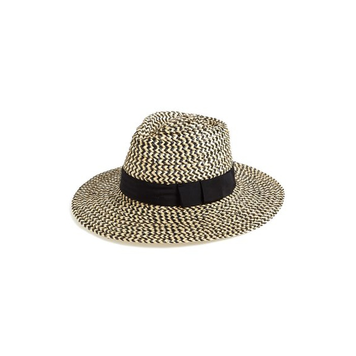 Best Spring Vacation Essentials - Brixton Joanna Straw Hat