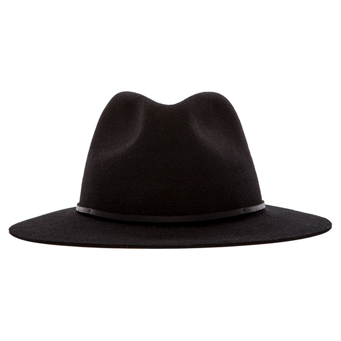 Best Seasonal Hats - Brixton Wesley Fedora