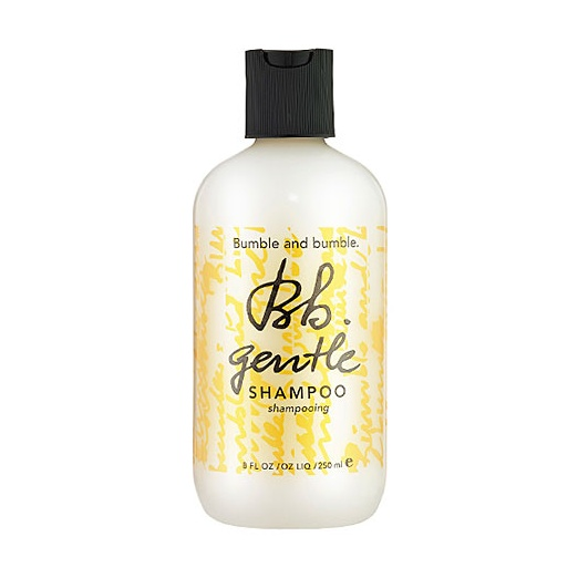 Best Shampoo for Dry Hair - Bumble and Bumble Gentle Shampoo