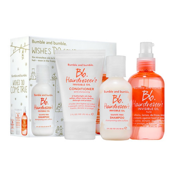 Best Hair Gift Sets - Bumble and Bumble Wishes Do Come True Kit