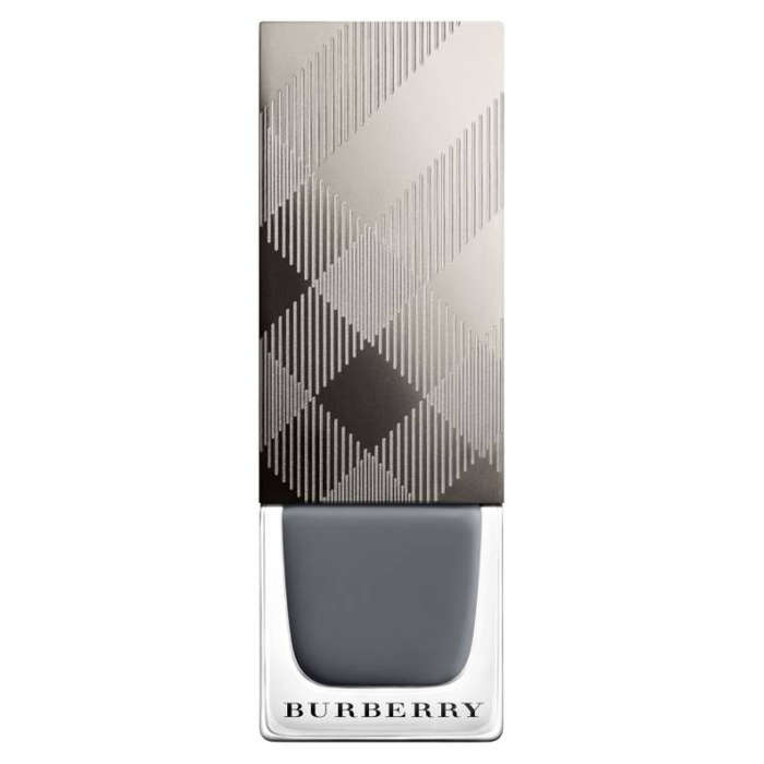 Best Grey Nail Polishes - Burberry Beauty Nail Polish in Storm Grey