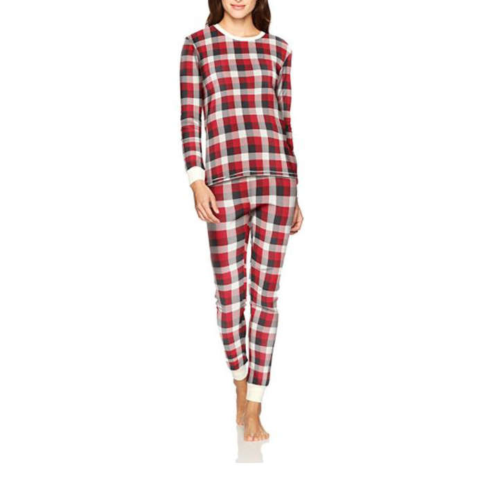 Best Gifts Under $50 on Amazon - Burt's Bees 100% Organic Cotton Pajamas