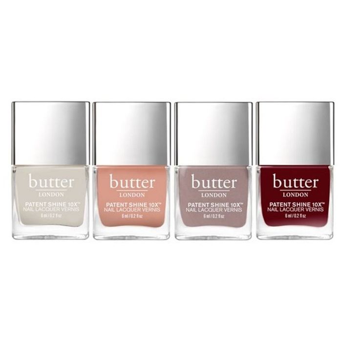 Best Top Beauty Gift Sets - Butter London Modern Classics Nail Lacquer Collection