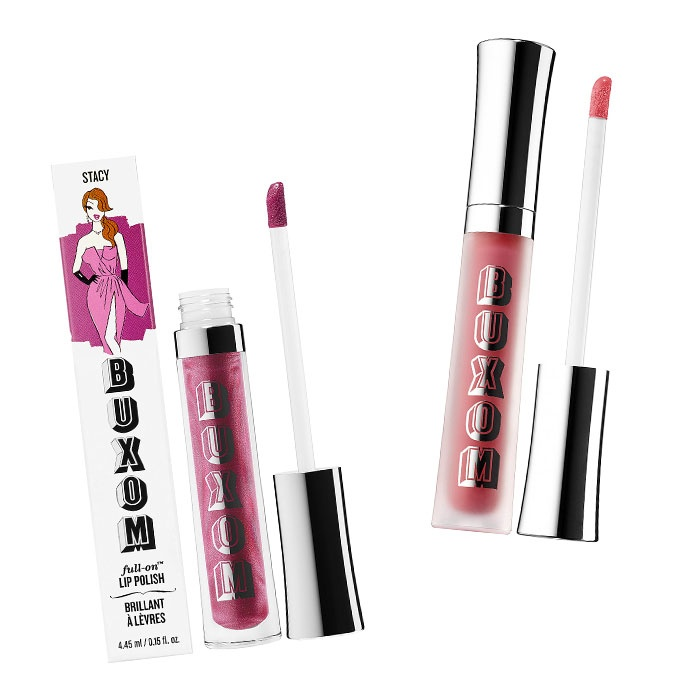 Best Lip Plumpers - Buxom Full-On Lip Polish and Full-On Lip Cream