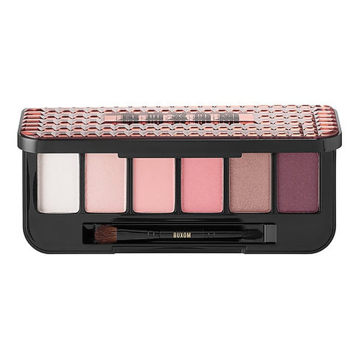 Best Summer Eyeshadow Palettes - Buxom White Russian on the Rocks Eyeshadow Bar Palette