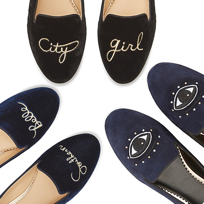 Best Novelty Loafers and Flats - C. Wonder Smoking Slippers