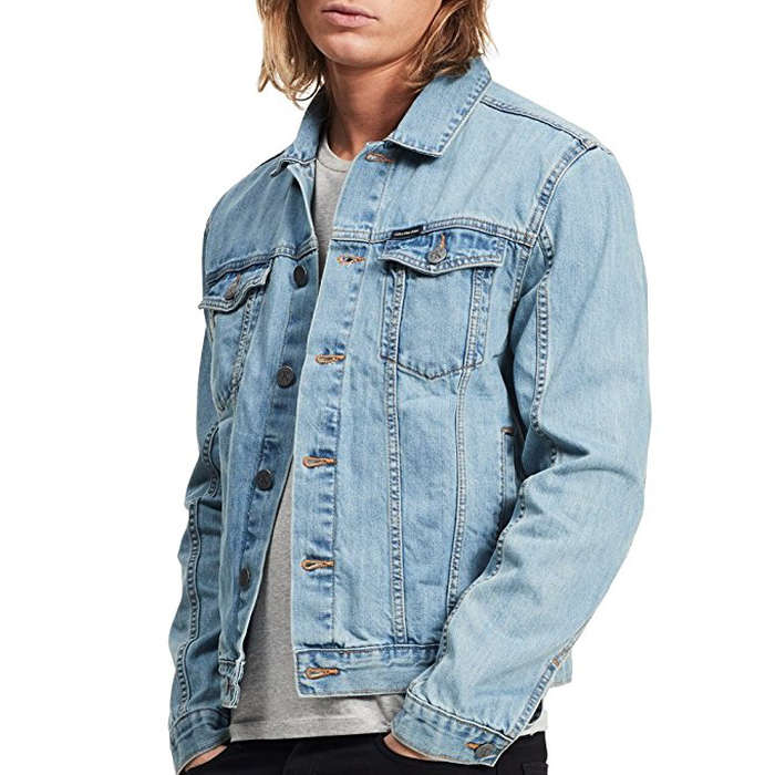 e46f42dd 10 Best Men's Denim Jackets | Rank & Style