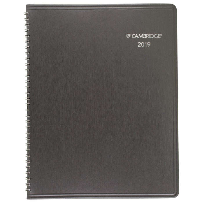10 best daily planners and agendas 2019 rank style