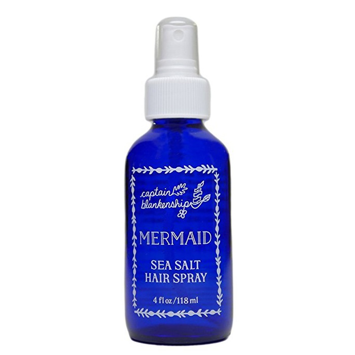 Best Sea Salt Hair Sprays - Captain Blankenship Sea Salt Hair Spray