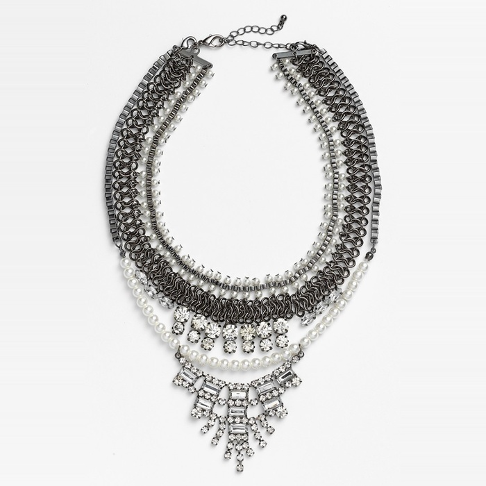 Best Crystal Statement Necklaces - Cara Statement Necklace