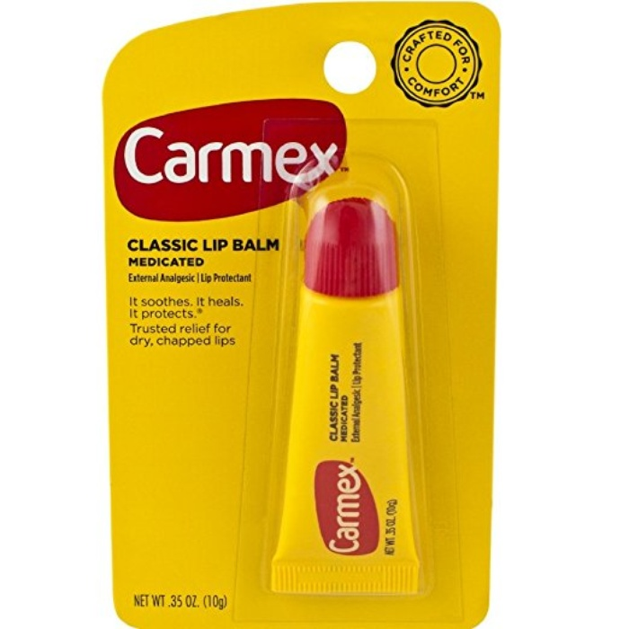Best Medicated Lip Balm - Carmex Classic Lip Balm Medicated