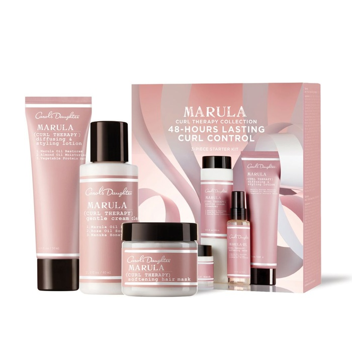 Best The Ten Best Marula Oil Products - Carol's Daughter Marula Curl Therapy Collection