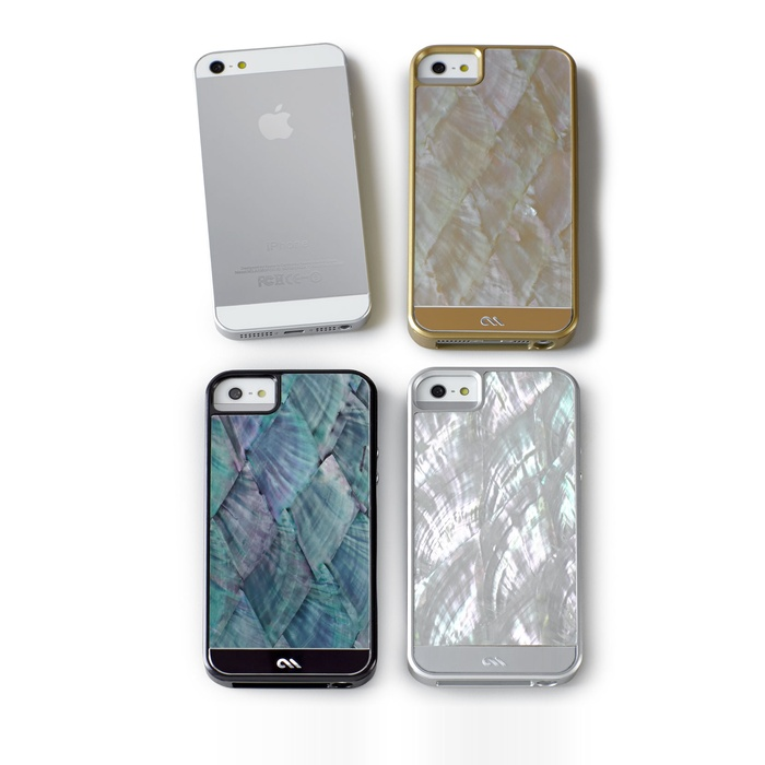 Best Tech Cases & Accessories - Case-Mate Mother of Pearl iPhone 5/5s Case