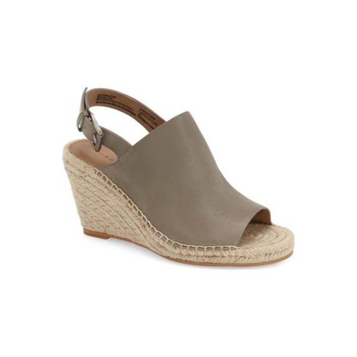 Best Mules for Summer - Caslon Sutton Slingback Mule
