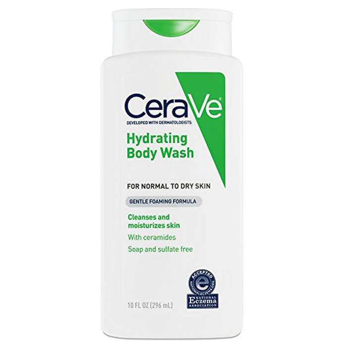 Best Moisturizing Body Washes - CeraVe Hydrating Body Wash