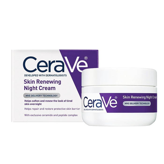 Best Drugstore Night Creams - CeraVe Skin Renewing Night Cream
