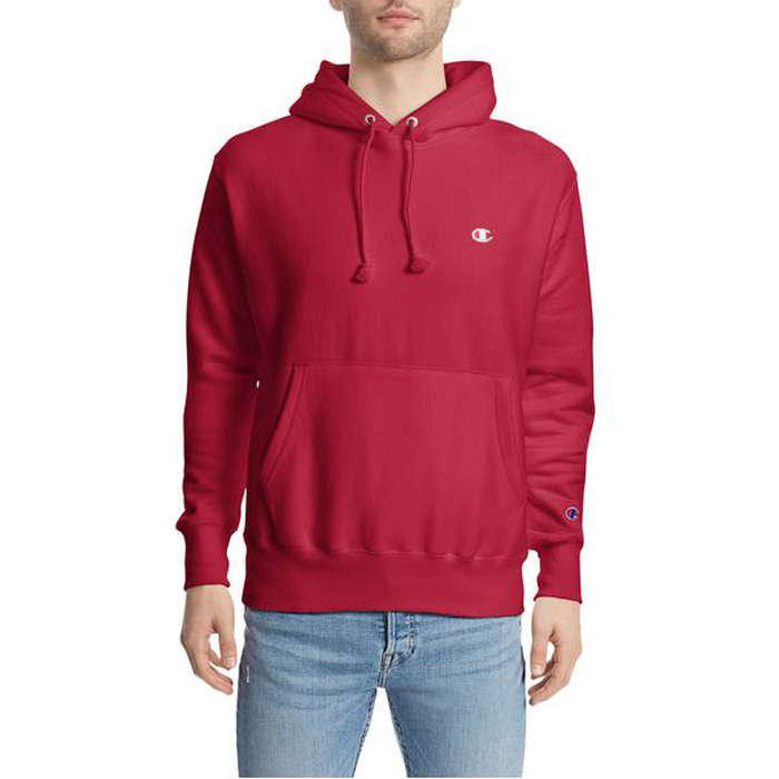 Best Men's Hoodies - Champion Reverse Weave Pullover Hoodie