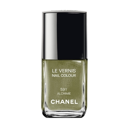 Best Fall Nail Polishes - Chanel 'Alchimie'