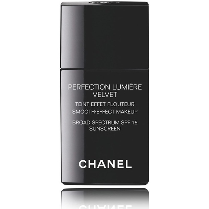 Best Editor's Beauty Picks 2017 - Chanel Perfection Lumiere Velvet Smooth-Effect Makeup Broad Spectrum SPF 15