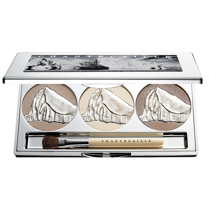 Best Winter Makeup Palettes - Chantecaille The Glacier Eye Shade Trio