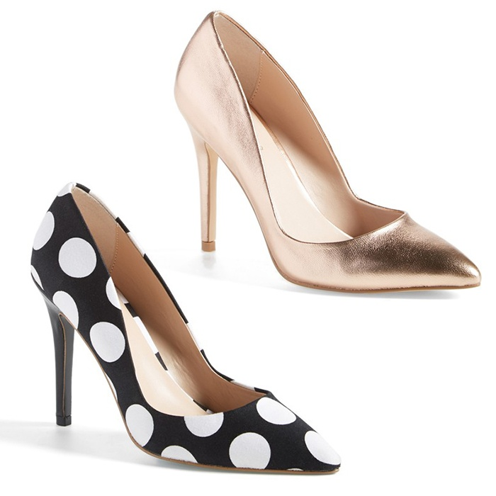 Best Comfortable Heels Under $100 for Weddings - Charles by Charles David Pact Pumps