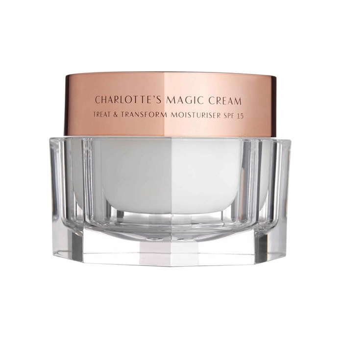 Best This Season's Newest, Buzziest Beauty Products - Charlotte Tilbury 'Charlotte's Magic Cream' Treat & Transform Moisturizer