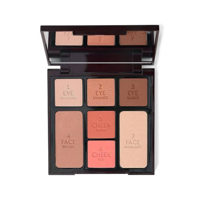 Best Face Palettes - Charlotte Tilbury Instant Look In A Palette Beauty Glow