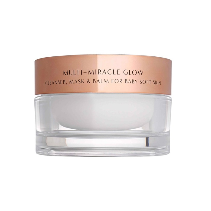 Best All-in-One Beauty Products - Charlotte Tilbury Multi-Miracle Glow Cleanser, Mask & Balm