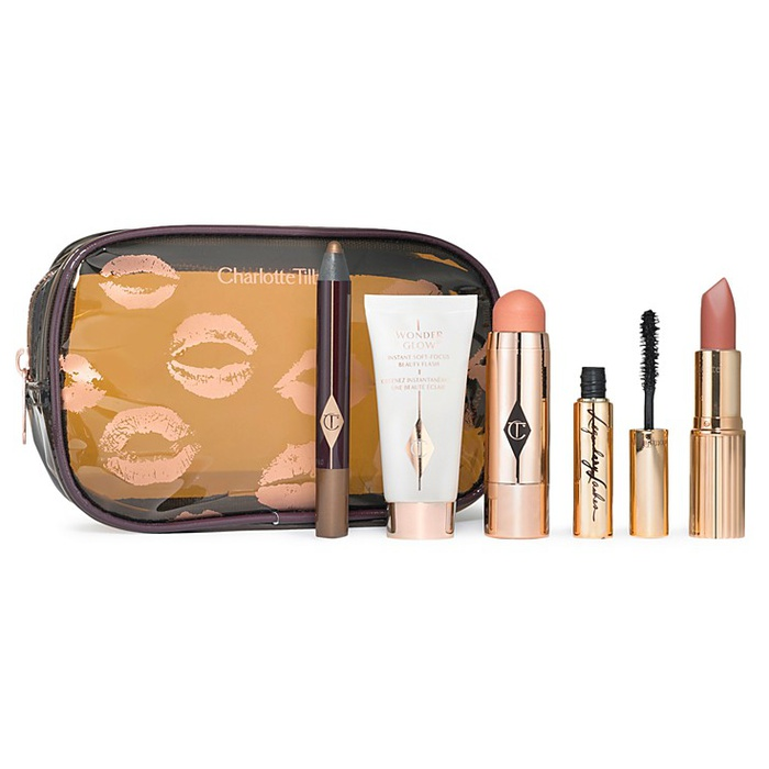 Best Travel Beauty Kits - Charlotte Tilbury Quick 'n Easy 5-Minute Instant Makeup Set