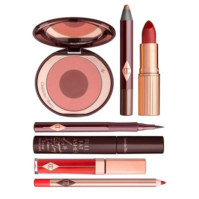 Best Luxury Beauty Gift Sets - Charlotte Tilbury The Bombshell Set